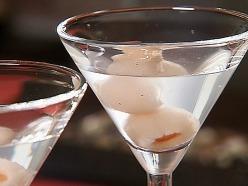 Lychee-Martini